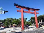 Tsurugaoka Hachimangu grounds