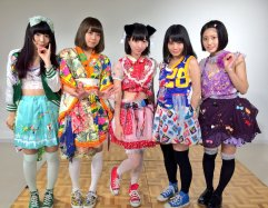 New outfits for their debut single Hoshi no Nai Yoru Dakara
