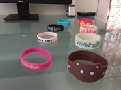 Rubberband collection